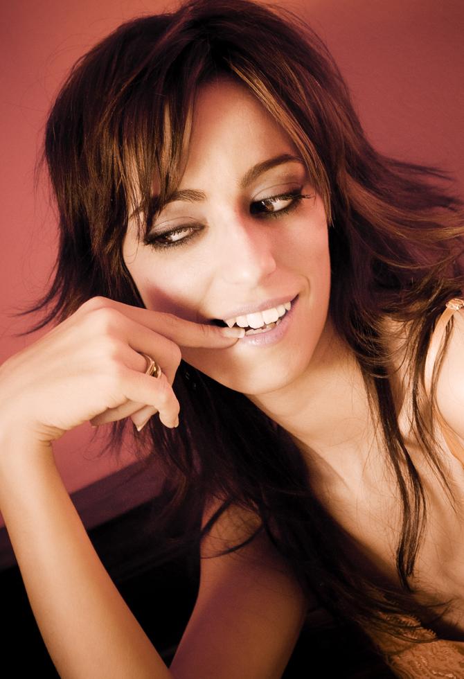 musica cena aziendale Valentina Mey - cantante per eventi