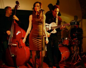 Musica per eventi Milano Valentina  Mey 157