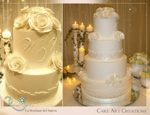 wedding italian cake - ramperti