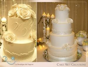 wedding italian cake - ramperti