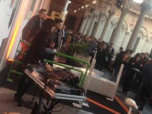 foto  vale 2 - evento musica dal vivo fuori salone - Salone del Mobile Milano 2013