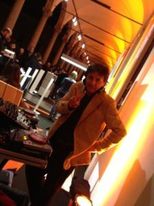 foto gian - evento musica dal vivo fuori salone - Salone del Mobile Milano 2013
