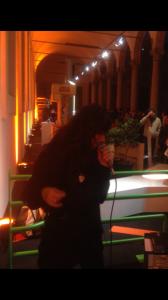 foto  vale 1 - evento musica dal vivo fuori salone - Salone del Mobile Milano 2013