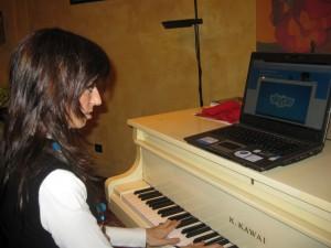 lezioni di canto su internet SKYPE
