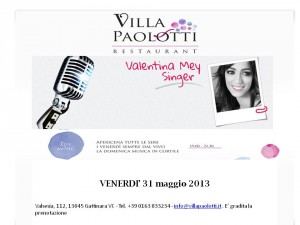 musica dal vivo Gattinara - VAlentina Mey villa paolotti jpg