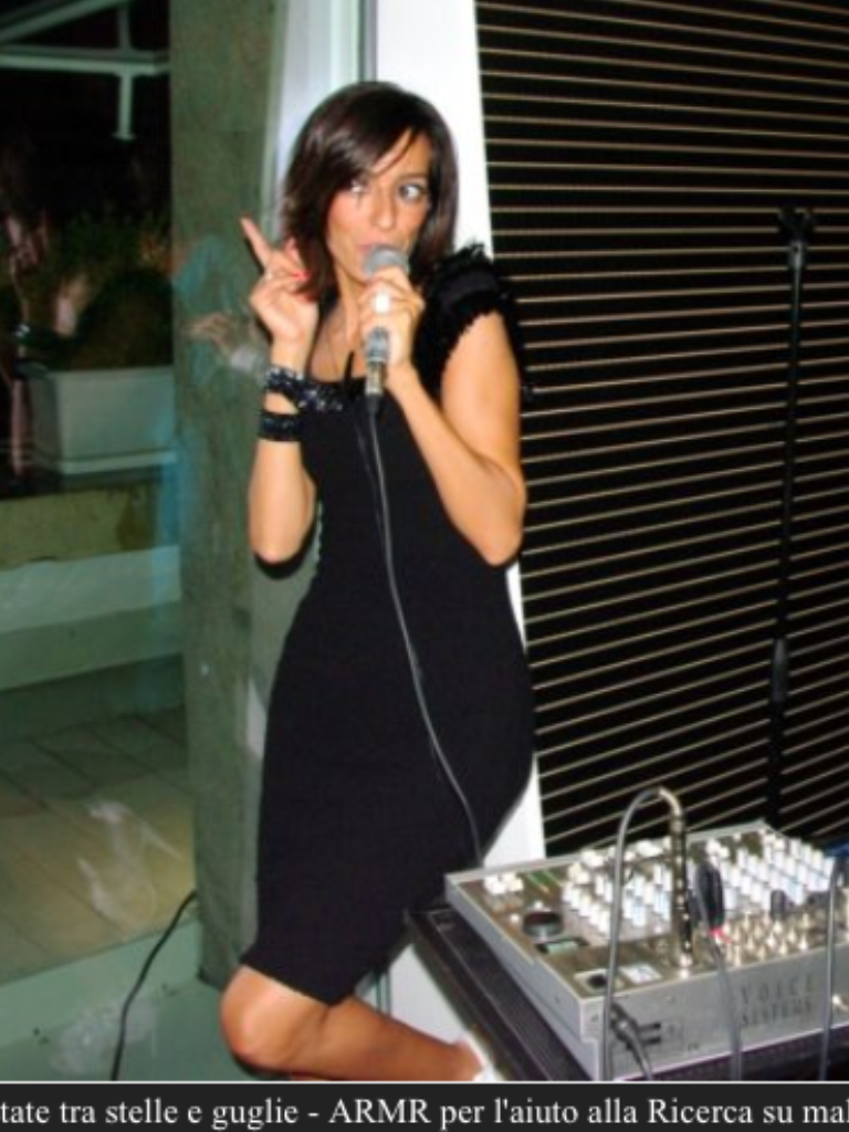 Musica dal vivo per Matrimoni valentina mey cantante