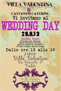Wedding day Lombardia sett 2013