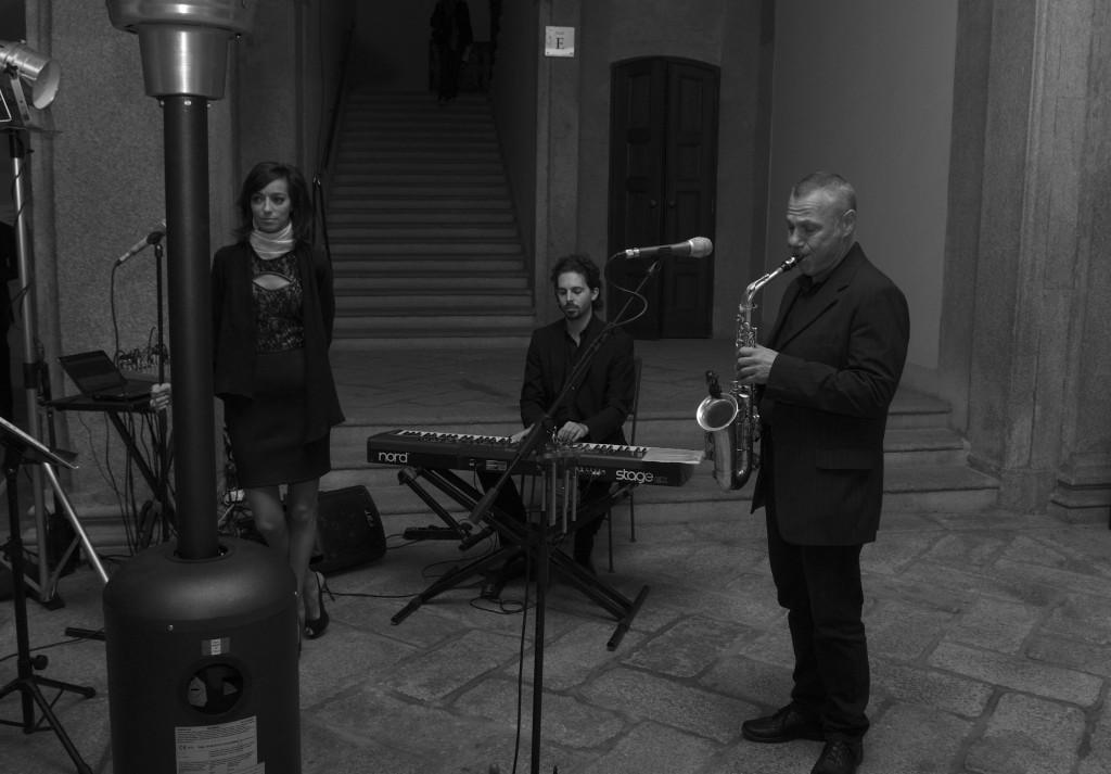 Cantante per eventi Milano - Valentina Mey trio