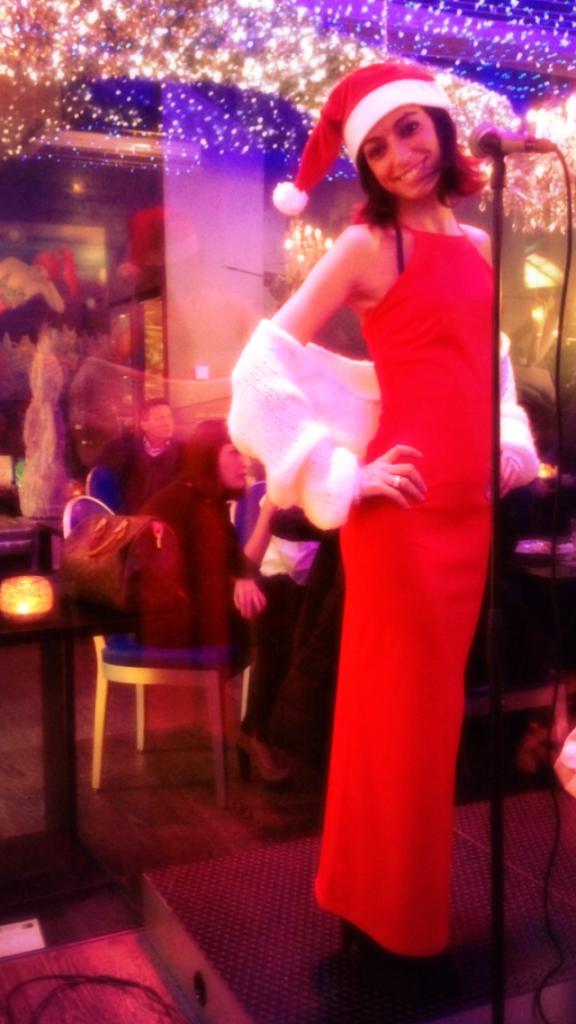 Cantante per Eventi in Svizzera Valentina Mey Singer