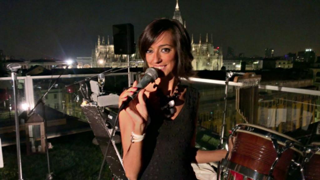 Musica per ricevimenti Milano - Valentina Mey 1
