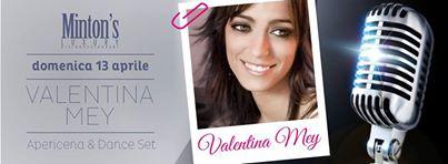 Valentina Mey cantante Biella