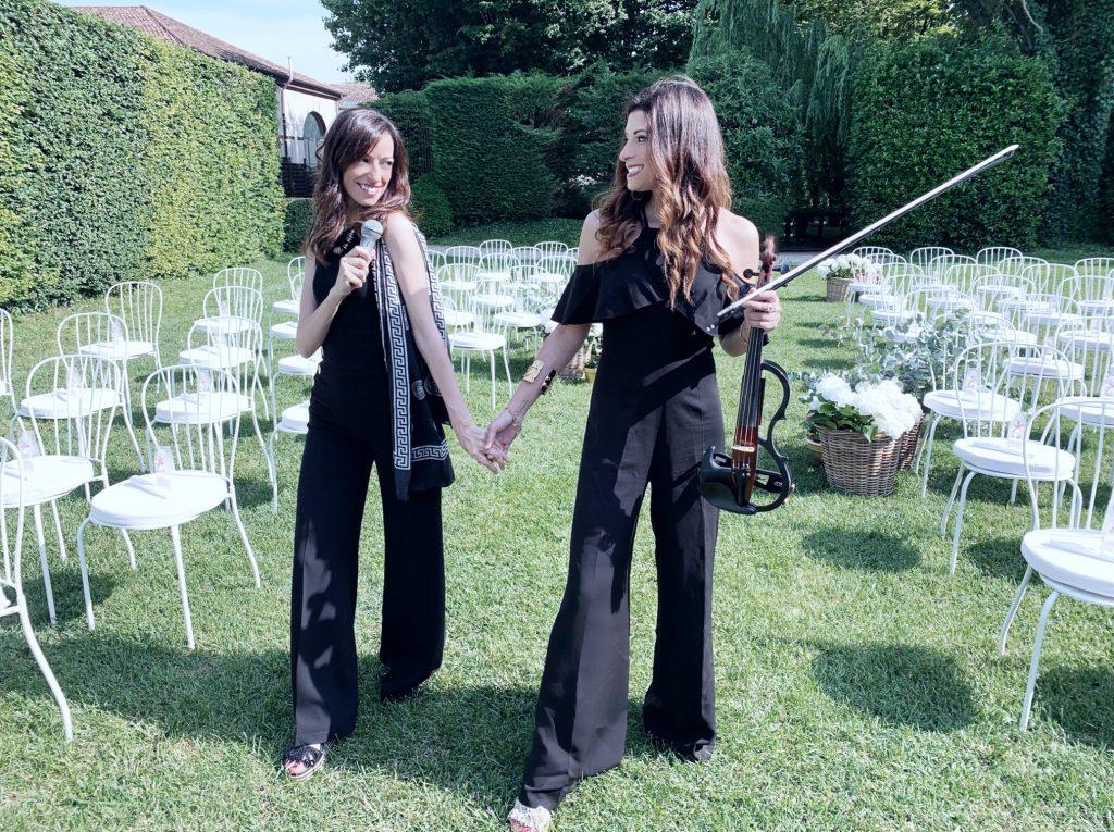 Duo Musica per matrimonio torino - milano - como - firenze - Genova - Biella - Novara - Lugano