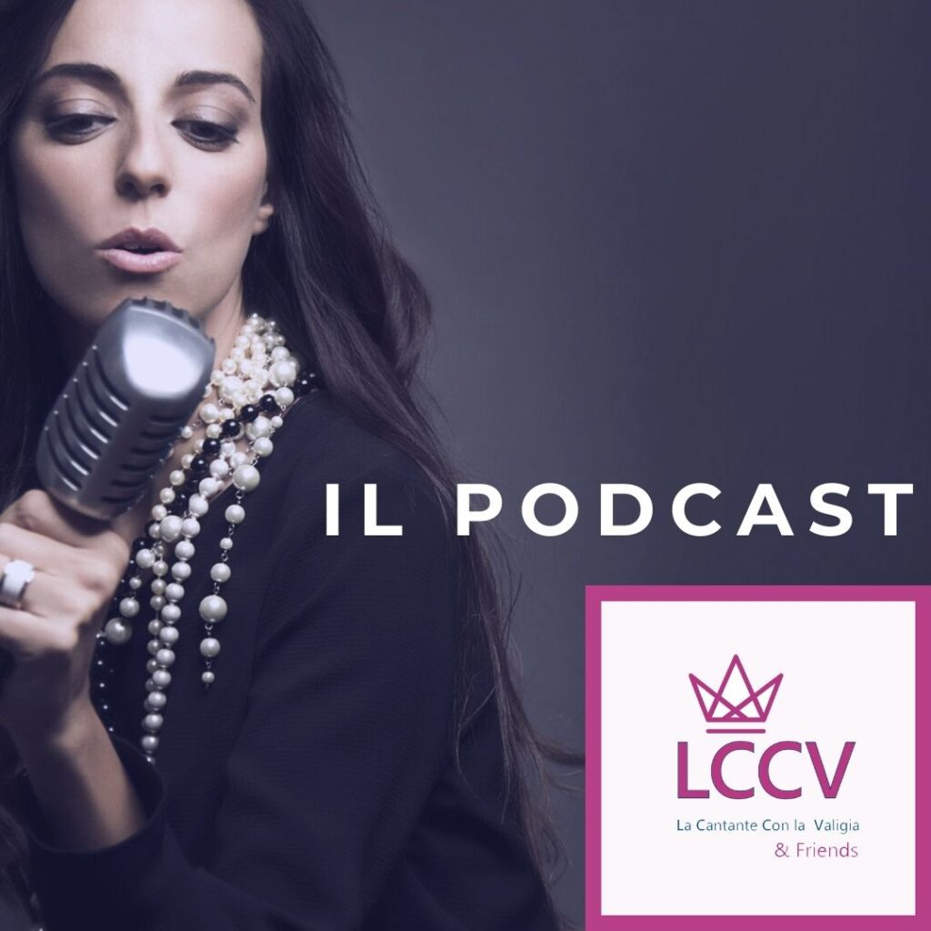 podcast italia Valentina Mey -